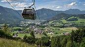 Sommer-Bergbahnen in Kitzbühler Alpen, Skijuwel Alpbachtal ...