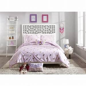 Jessica, Simpson, Fiona, Unicorn, 3pc, Comforter, Set, Twin