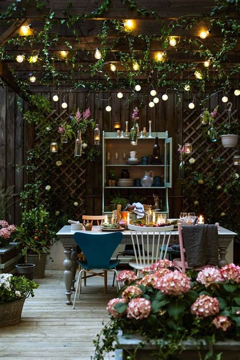 Decorating Ideas Terrace by 40 Terrace Light Decoration Ideas Bored