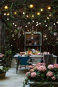 40 terrace light decoration ideas bored art With charming deco de terrasse exterieur 9 deco maison geek