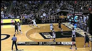 2013 Big Ten Men's Basketball Northern Kentucky at Purdue ...