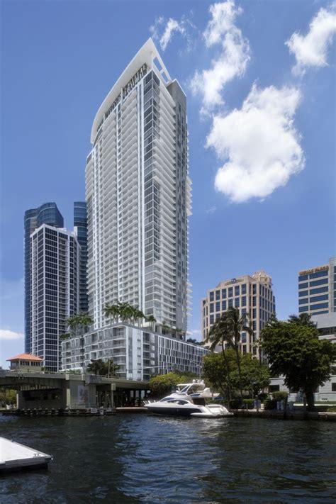 Residences of Las Olas - CFE Architects