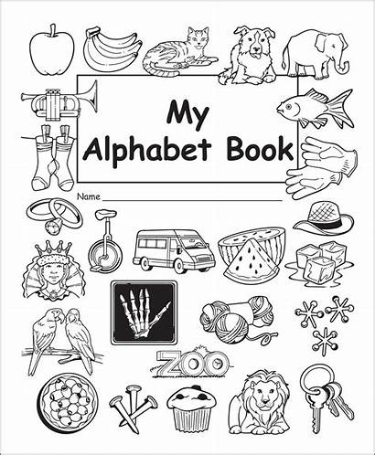 Alphabet Pages Own Sample Covers Christianbook