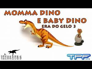 Momma Dino e Baby Dino TPF/Sunny Brinquedos - YouTube