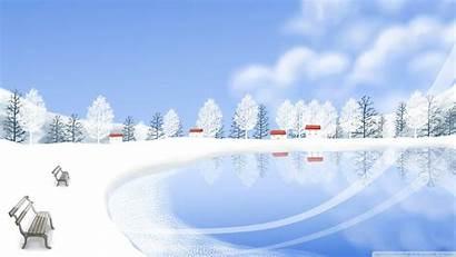 Winter Season Wallpoper
