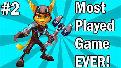 Played Ever Ratchet Clank Force