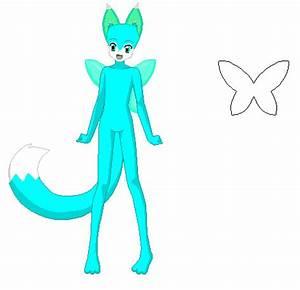 Anime Fairy Fox by NeonVoltage on DeviantArt