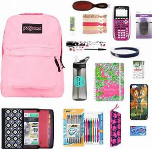 School Supplies Pictures to Pin on Pinterest - PinsDaddy