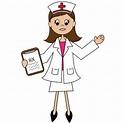 Free Nurse Clipart Image 0515-0911-1420-0746   Business ...