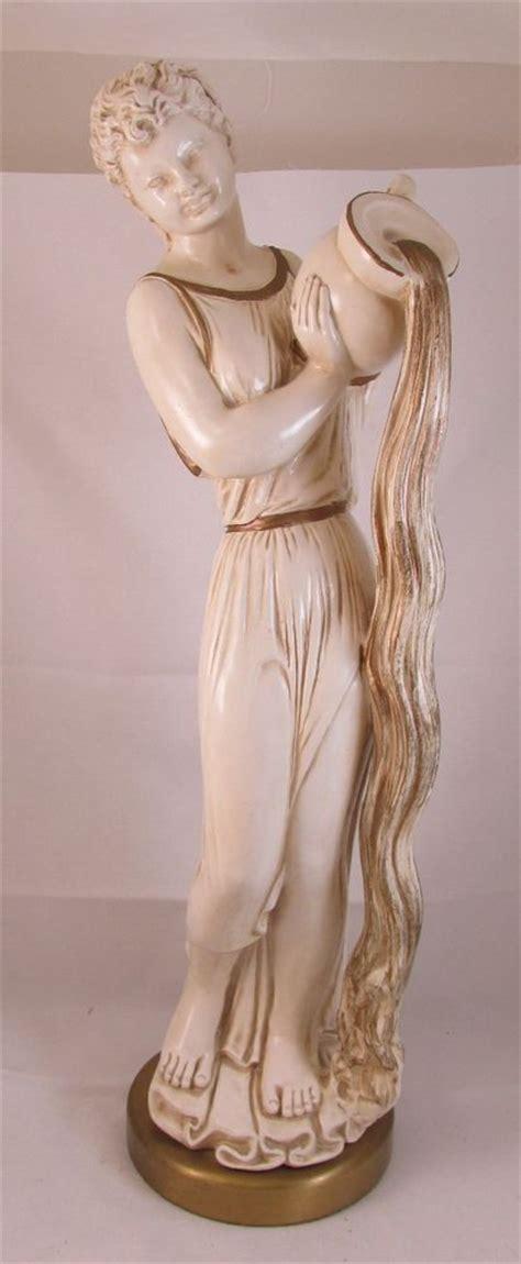 vintage universal statuary corp  greek goddess statue