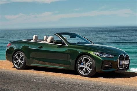 2021 BMW 4 Series Soft Top Convertible Unveiled | Motoroids