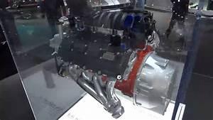 6 4l 392 Hemi Cutaway Engine