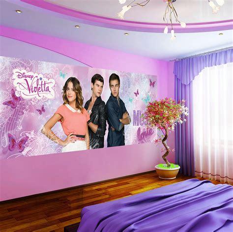 violetta poster papier peint 250 x 104 cm