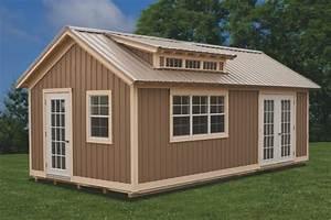 mast mini barns garden studio With amish mini barns