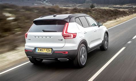 volvo xc   electric car planned