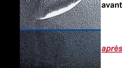 reparation siege auto en cuir réparer cuir rénover cuir atg005 voiture entretien