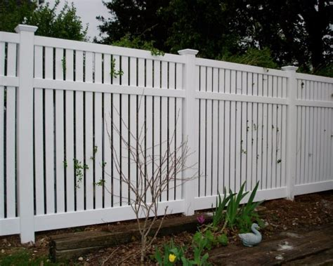 lasting fence vinyl fencing vinyl fences are nostalgic and long lasting photo for vinyl fence a vinyl fence