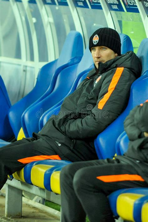 But it was all square after the first 45 minutes. FC Shakhtar Vs FC Real Madrid Editorial Stock Photo ...