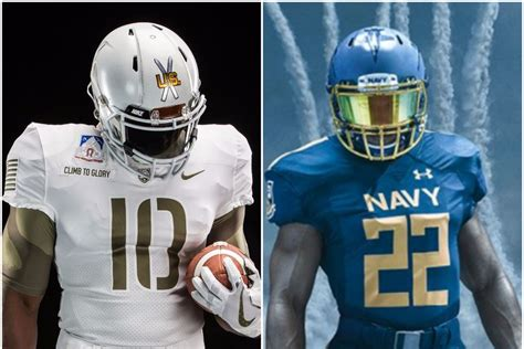 army navy game uniforms    beauties