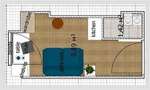Quadratmeter Berechnen Wohnung : 10 quadratmeter f r euro ist das die teuerste wohnung in berlin mit vergn gen berlin ~ Themetempest.com Abrechnung