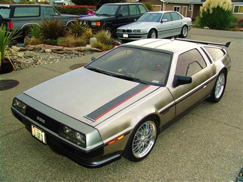 Delorean07 1982 Delorean Dmc12 Specs, Photos