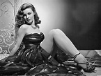 American Film & TV actress Elaine Stewart who was most ...