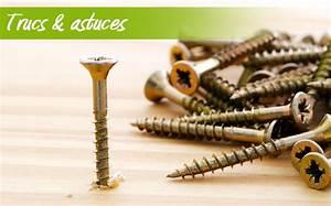 Vis à Bois : choisir la bonne vis bois le blog du bois ~ Edinachiropracticcenter.com Idées de Décoration