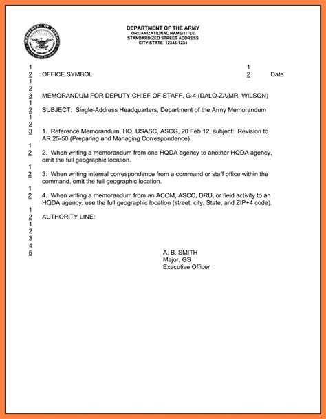 department of the army memorandum for record template 9 memorandum for record army marital settlements information