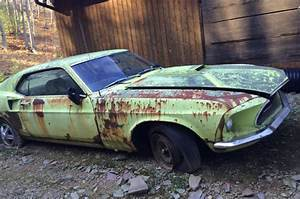 Check Out 10 of the Rarest Barn Find Mustangs of All Time - Hot Rod Network