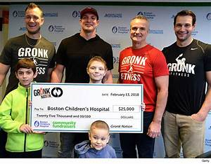 Gronk Hitting 3 Children's Hospitals In 24 Hours, Everyone ...