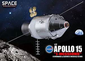 "Dragon's 1:72 Apollo ""J"" missions CSM models ..."