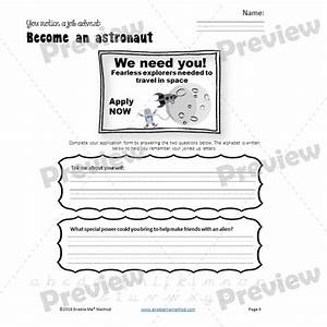 Become an astronaut and improve cursive writing: Space, 7 ...