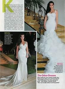 Kim kardashians storybook wedding my dress closet for Kim kardashian s wedding dress