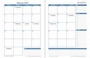 monthly 2 page calendar template calendar template 2016 With 2 page weekly calendar template