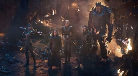 avengers infinity war  clip finds  superheroes