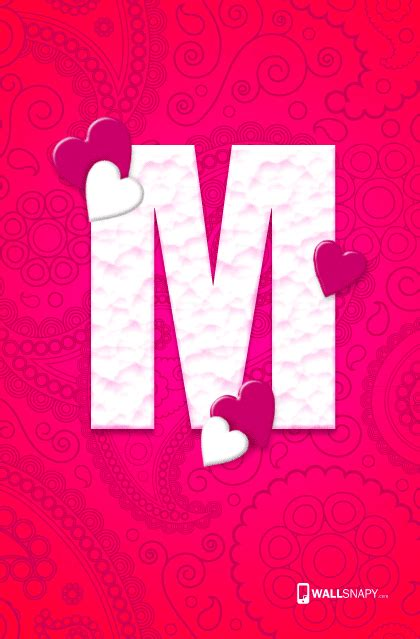 M Letter Wallpapers For Mobile Wallpaper Directory