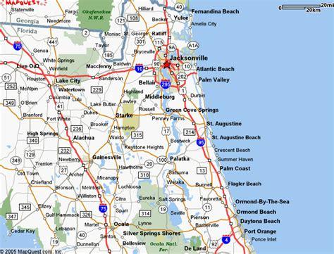 east coast florida map cities my blog