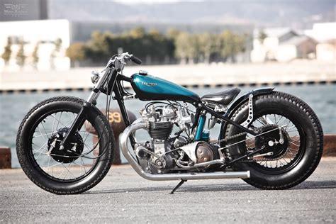 Triumph 6t Thunderbird Custom By Heiwa Motorcycle Japan