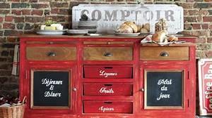 Relooker Meuble Cuisine : id es pour relooker un meuble de cuisine terrasse en bois ~ Mglfilm.com Idées de Décoration