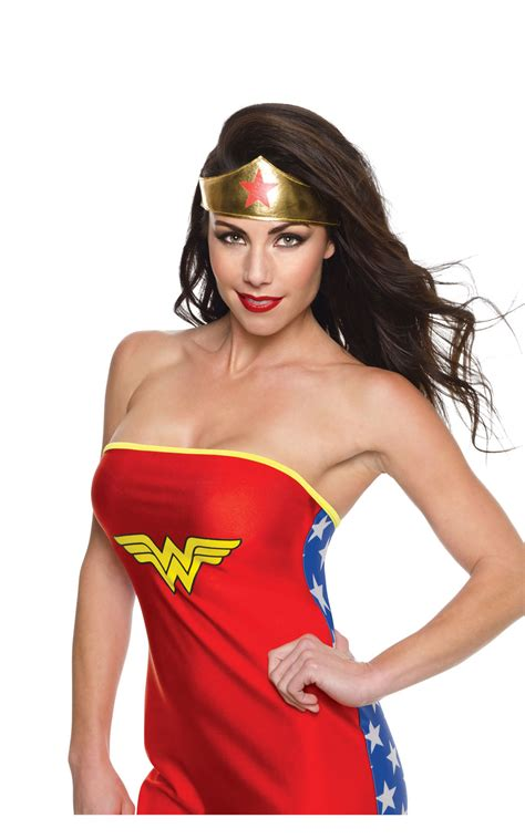 wonder woman tiara tiara letter quot w quot costumes mega fancy dress