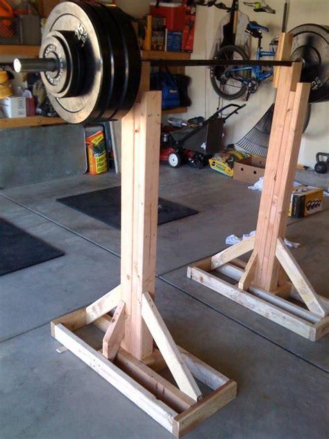 images  squat rack  pinterest homemade pull   space saving