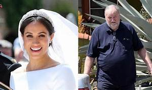 Meghan Markle dad speaks out as Prince Harry weds daughter ...