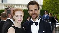 Jessica Chastain marries boyfriend in Italy ...