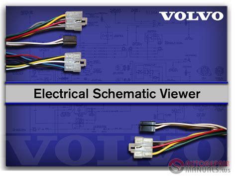 volvo truck diagram electrical schematic viewer auto