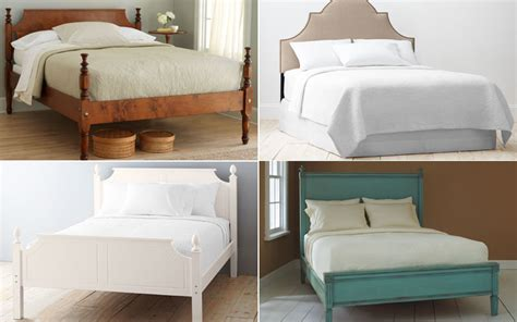 Handselected Beds Made In Usa  Threads By Garnet Hill