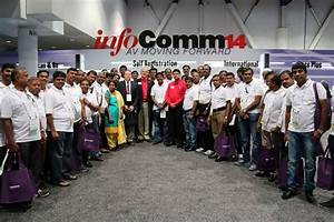 InfoComm International Regional Update