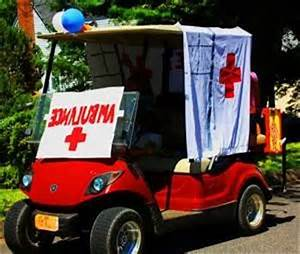 192 best Golf Carts Decorated images on Pinterest