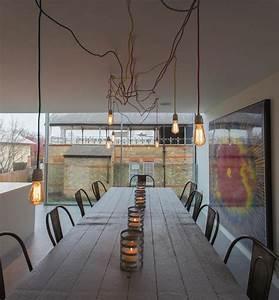 Glühbirnenfassung Mit Kabel : pendelleuchten mit schlichtem design erobern den markt ~ Orissabook.com Haus und Dekorationen