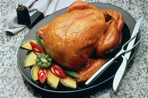brined  turkey recipe relish