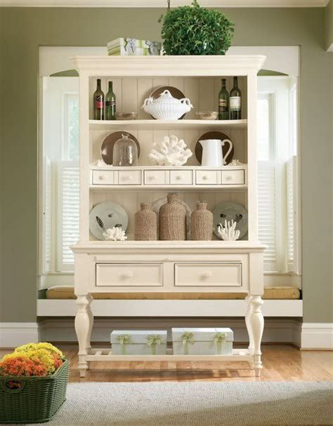 Better Homes And Gardens Hutch by Better Homes Gardens Cottage View Hutch And Sideboard